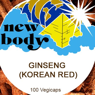 GINSENG (KOREAN RED)