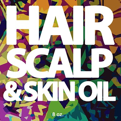 Supreme Natural's Hair Scalp & Skin Oil