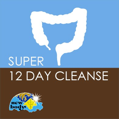12-Day SUPER Cleanse Program