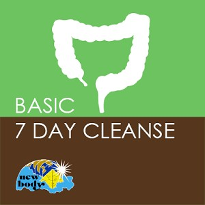 7-Day BASIC Cleanse Program - CKLS & Olive Oil