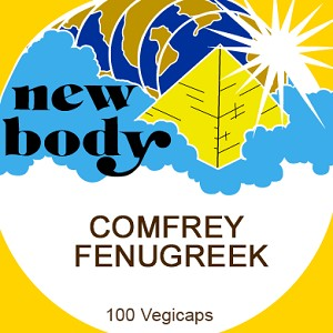 COMFREY & FENUGREEK